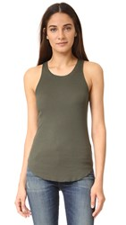 Cotton Citizen The Melbourne Tank Olive