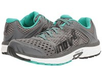 Inov 8 Road Claw 275 Dark Grey White Teal Women's Running Shoes Gray