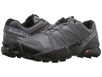 Salomon Speedcross 4 Dark Cloud Black Pearl Grey Men's Shoes Gray