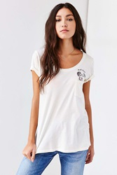 Project Social T Ruff Days Pocket Tee Ivory