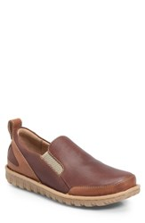 Born 'S B Rn Pepper Slip On Brown Rust Leather
