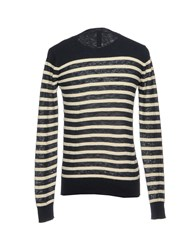 Coast Weber And Ahaus Knitwear Jumpers Dark Blue
