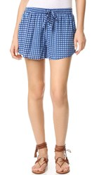 Young Fabulous And Broke Muse Shorts Navy
