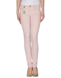 Ralph Lauren Denim Pants Light Pink