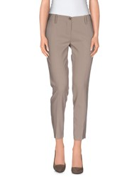 Carla G. Trousers Casual Trousers Women Khaki