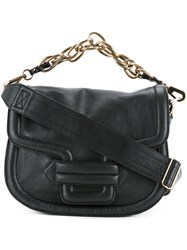 Pierre Hardy Alphaville Shoulder Bag Black