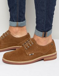 Jack And Jones Stan Suede Shoes Tan