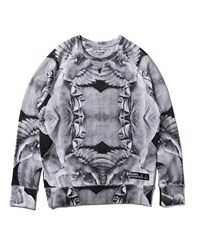 Eleven Paris Sweatshirt With Hovaprint Multi