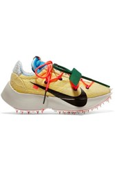 Nike Off White Vapor Street Ripstop Yellow