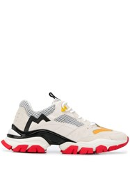 Moncler Leave No Trace Sneakers White