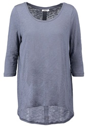 Only Onlcasa Long Sleeved Top Grisaille Mauve