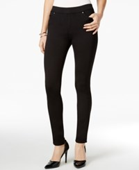 Lee Platinum Petite Hartley Pull On Skinny Jeans Black