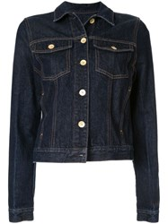 Nobody Denim Francoise Jacket Blue