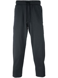 Y 3 Zip Pocket Jogger Pants Grey