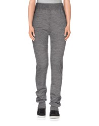 Naughty Dog Trousers Casual Trousers Women Grey