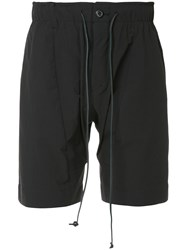 Attachment 2Way Stretch Shorts Black