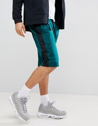 New Look Shorts In Forest Green Dark Green