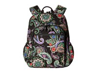 Vera Bradley Campus Tech Backpack Kiev Paisley Backpack Bags Multi