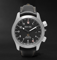 Bremont Mbiii Bzs Automatic Watch