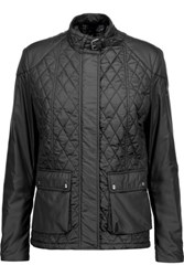 Belstaff Aynsley Quilted Shell Jacket Black