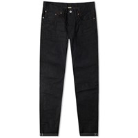 Rrl Slim Fit Jean Black