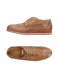 Bruno Verri Lace Up Shoes Brown