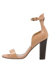 Wallis Santino Sandals Natural Nude