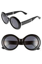Jimmy Choo Women's Wendy 51Mm Round Sunglasses