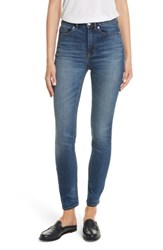 Rebecca Taylor Women's Clemence Skinny Jeans Verite Wash