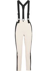 Topshop Sno Ziggy Ski Pants White