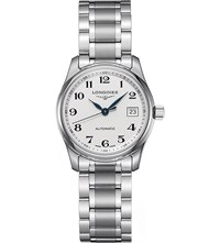 Longines L2.257.4.78.6 Master Collection Stainless Steel Automatic Watch