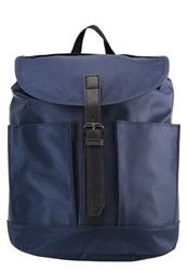 Kiomi Rucksack Navy Black Dark Blue