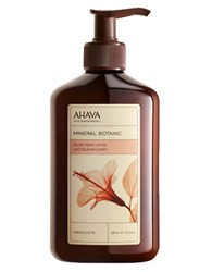 Ahava Mineral Botanic Hibiscus And Fig Body Lotion No Color