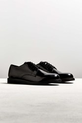 Urban Outfitters Uo Postal Blucher Shoe Black
