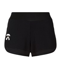 Fendi Karlito Shorts Female Black