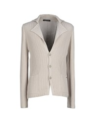 Guess By Marciano Knitwear Cardigans Men Beige