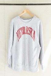 Urban Renewal Vintage Champion Nebraska Sweatshirt Assorted