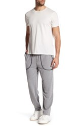 Quinn French Terry Pant Gray