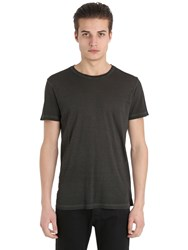 Belstaff Washed Cotton T Shirt
