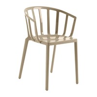 Kartell Venice Chair Taupe