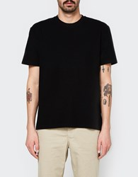 Our Legacy Box T Shirt Reversed Black Sweat