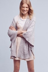 Moth Alicia Marled Cardigan Grey