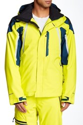 Obermeyer Charger Jacket Yellow