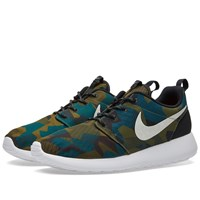 Nike Roshe One Print Green