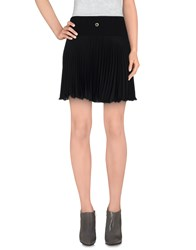 Cristinaeffe Collection Skirts Mini Skirts Women Black