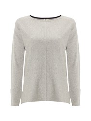 White Stuff Masterful Jumper Grey Marl