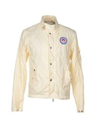 Joe Rivetto Jackets Ivory