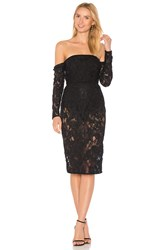 Misha Collection Sierra Dress Black