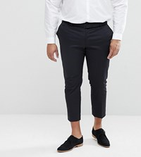 Noak Plus Smart Tapered Chino Black
