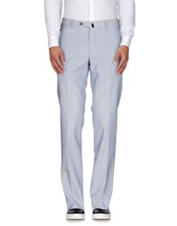 Vigano' Trousers Casual Trousers Men Blue